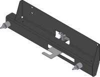 Docking Plate for In-line BM-e 2 Dir