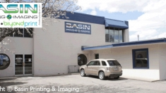 Basin Printing Keeps a Competitive Edge with C.P. Bourg