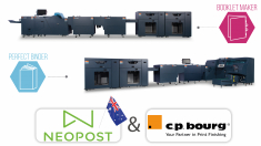 Neopost brings C.P. Bourg to Australia