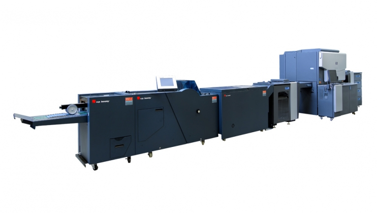 C.P. Bourg Unveils Bourg Booklet Maker ExPress™ for HP Indigo 7000 Series Digital Presses
