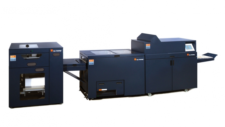 C.P. Bourg Launches BSF Sheet Feeder at 'On Demand'
