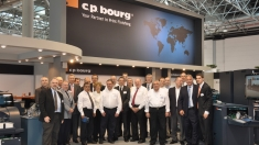 C.P. Bourg Reports Success at Drupa 2012
