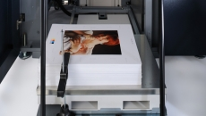 New C.P. Bourg Stack Carts for Major Manufacturers' Digital Presses Facilitate Near-Line/Off-Line Binding and Finishing